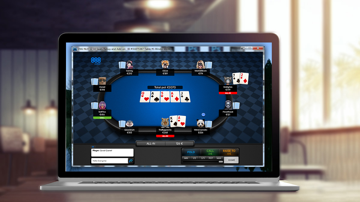 Advantages of an online casino