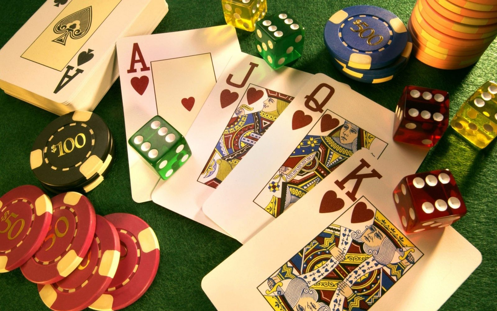 Just How To Unfold The Expression Concerning Your Casino